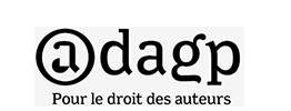 logo de la société des auteurs dans les arts graphiques et plastiques - Lien vers contact
